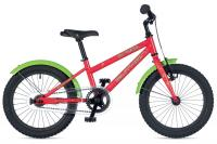 AUTHOR Orbit 16 2019 červeno/zelená