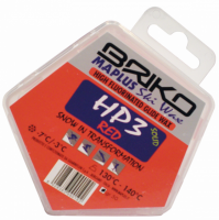 BRIKO MAPLUS HP3 red 50 g