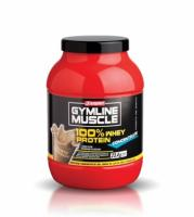 ENERVIT GYMLINE MUSCLE 100% WHEY PROTEIN koncentrát capuccino 700 g