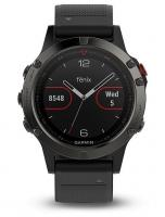 GARMIN FENIX 5 Gray Optic, Black band