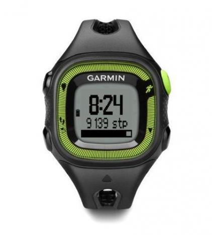 GARMIN FORERUNNER 15 HR Black Green S
