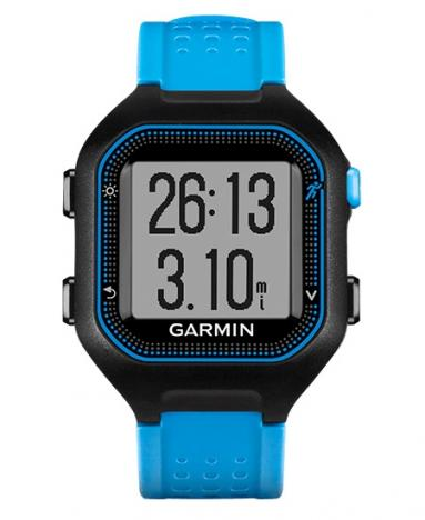 GARMIN FORERUNNER 25 Black Blue XL