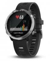 GARMIN FORERUNNER 645 Steel, Black band