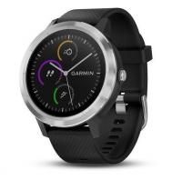 GARMIN VIVOACTIVE 3 Optic Silver, Black band