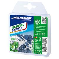 HOLMENKOL Natural Skiwax Bar 2x35 g