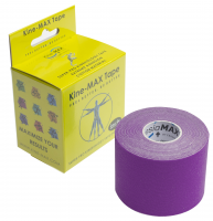 KINEMAX SUPERPRO COTTON TAPE fialová 5 m