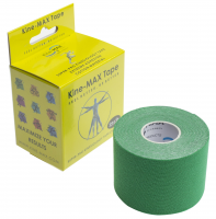 KINEMAX SUPERPRO COTTON TAPE zelená 5 m