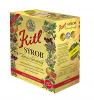 KITL Syrob Citron 5 l bag-in-box