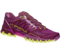 LA SPORTIVA BUSHIDO WOMEN Plum Apple Green