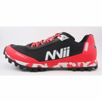 NVII FOREST 2 black/neon red