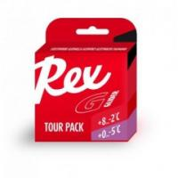 REX Tour pack Purple/Red