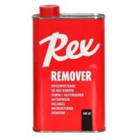 REX Wax Remover Liquid, 500 ml