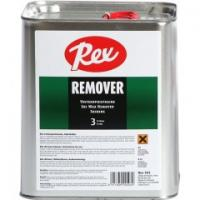REX Wax Remover Liquid, 3000 ml