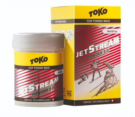 TOKO JetStream Powder 3.0 red 30 g
