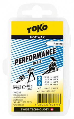 TOKO Performance blue 40 g